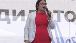 Муниципальный депутат Юлия Галямина