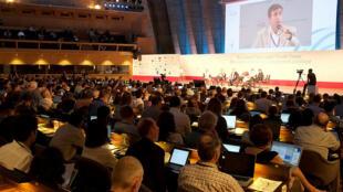 A conferência Our Common Future Under Climate Change, em Paris 09/07/15