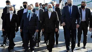 syrie javad zarif iran