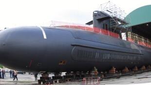 O submarino Scorpène faz parte do Prosub, da Marinha do Brasil