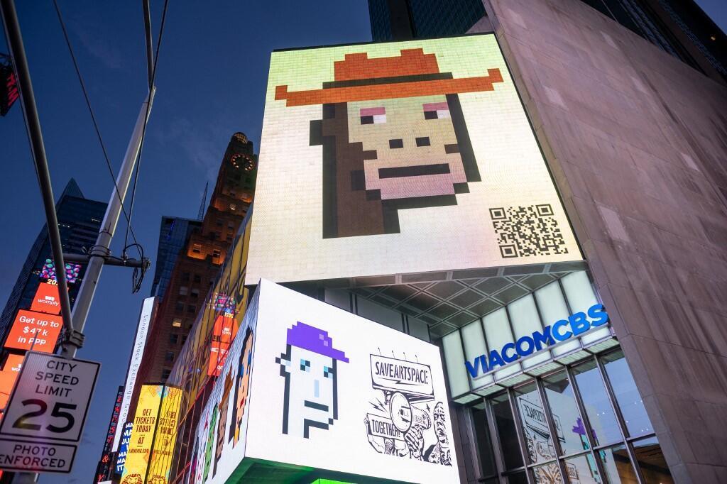 cryptopunk crypto nft art punk pixel