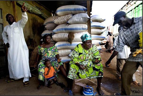 Le Burkina Faso s'organise face à un important déficit céréalier (photo d'illustration).