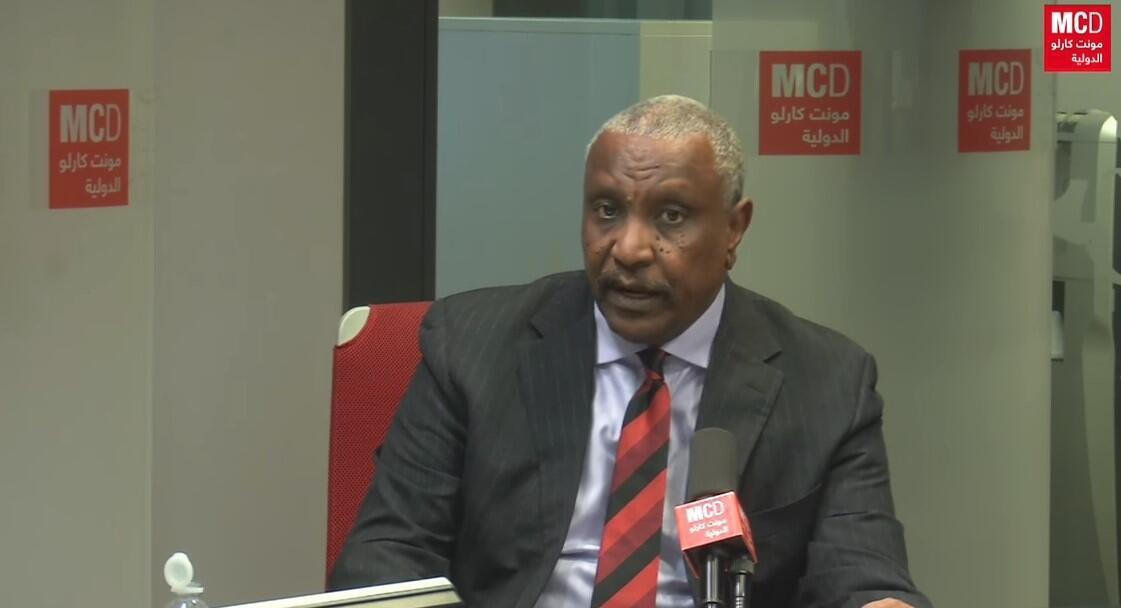 Yasir Arman, deputy head of the Sudan People's Liberation Movement North (SPLM-N)  Sudan People's Liberation Movement (SPLM).
