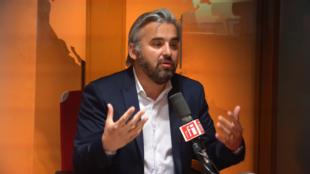 Alexis Corbière sur RFI le 22 mai 2018.