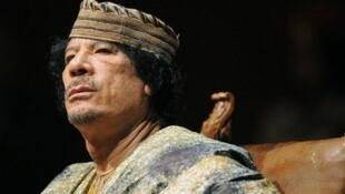 Kadhafi had banned boxing in Libya