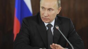 PM Rasha Vladimir Putin