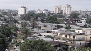 Douala, au Cameroun.
