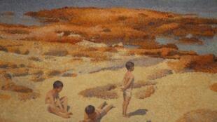 هنری- ادموند کروس، نقاش قرن نوزده و بیست