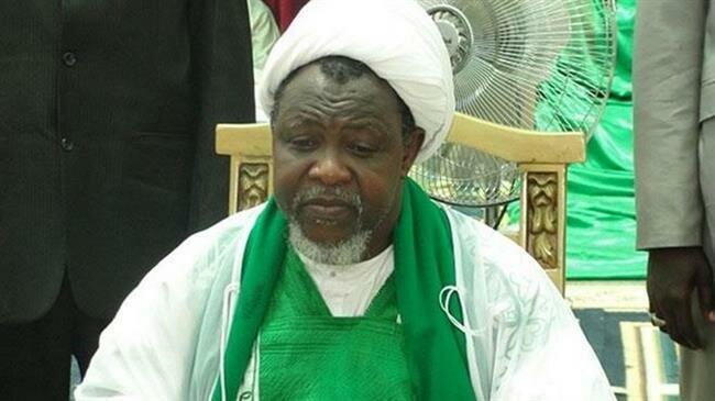 Jagoran mabiya Shi'a a Najeriya Shiekh Ibrahim El-Zakzaky.