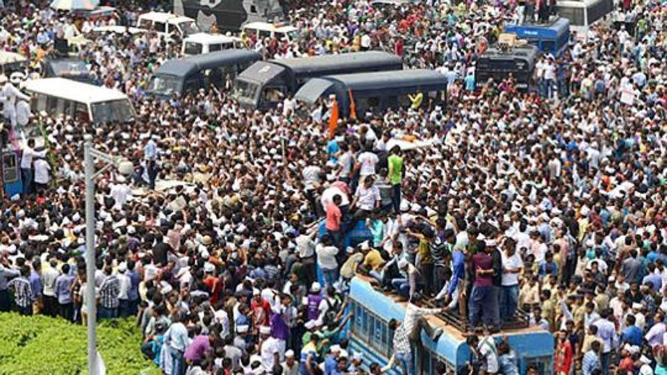World population to reach 9.8 bln in 2050, UN says