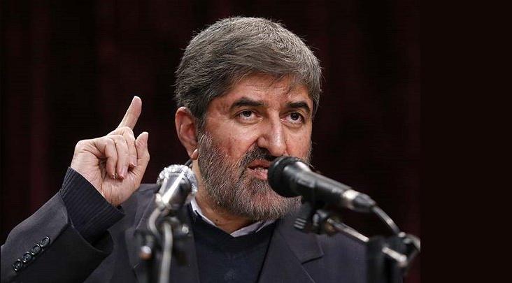 علی مطهری نایب رییس مجلس شورای اسلامی ایران