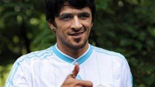 Lucho Gonzalez est enfin apte à faire ses débuts en L1 avec Marseille.