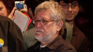 O diretor de fotografia Walter Carvalho.