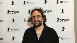 """O diretor Matias Mariani estava na Berlinale apresentando do filme """"Cidade Pássaro"""", selecionado na mostra Panorama."""
