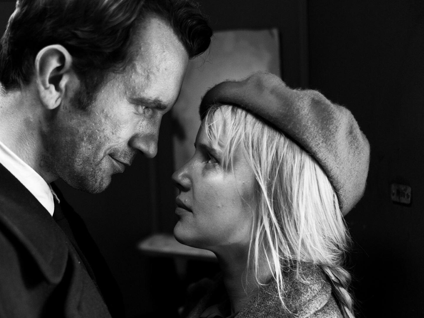 Joanna Kulig and Tomasz Kot in 'Cold War' directed by Pawel Pawlikowski.