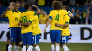 Seleção brasileira enfrentou o Chile nesta terça-feira, em Toronto e vence por 2x1.