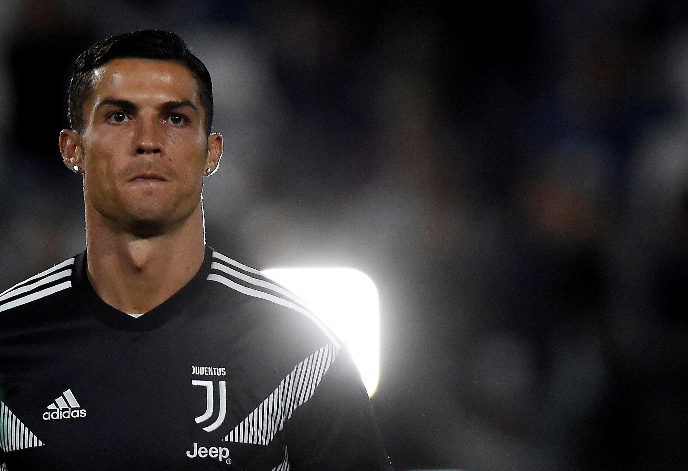 Cristiano Ronaldo, atacante português da Juventus, sempre negou as acusações de estupro.