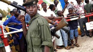 Des réfugiés congolais banyamulenge au Burundi (archives).