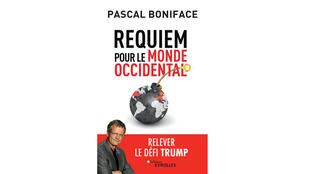 Couverture du livre «Requiem pour le monde occidental».