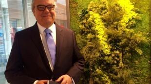 Eduardo Eugênio Gouvêa Vieira, o presidente da Federação das Indústrias do Rio de Janeiro.