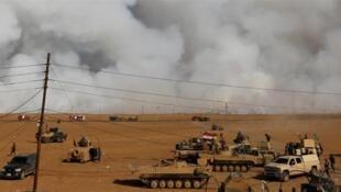 Ana cigaba da gwabza fada a Mosul