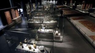موزه لوور پاریس - بخش هنرهای اسلامی