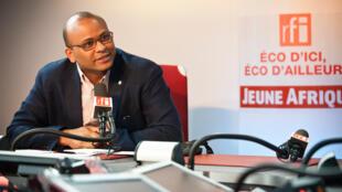 Karim Sy, le Grand Invité de l'Économie de RFI/Jeune Afrique