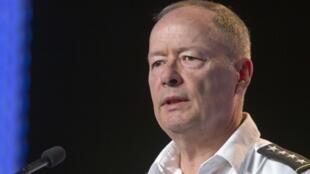 Ông Keith Alexander, giám đốc cơ quan NSA, 31/07/2013 - REUTERS