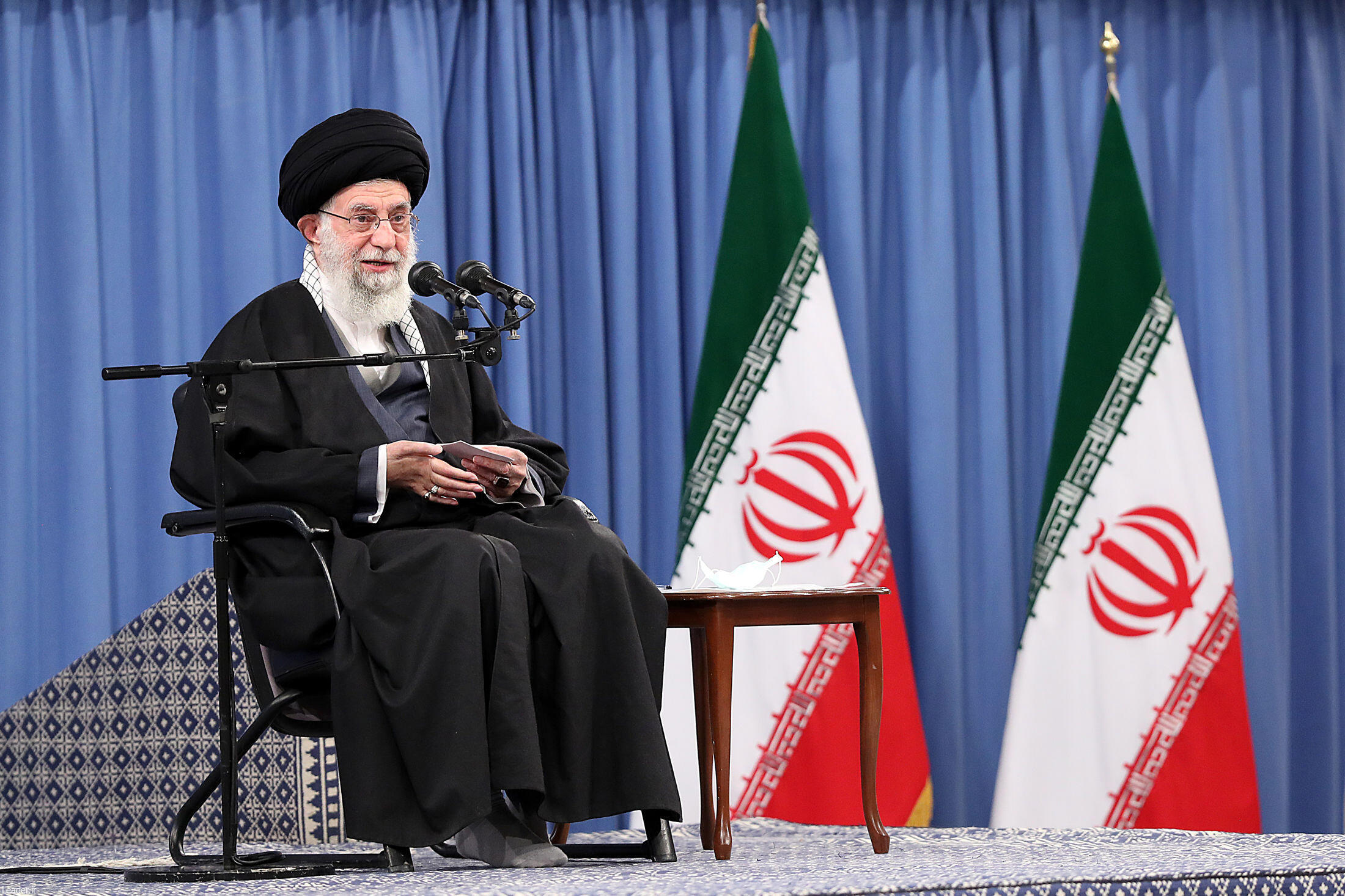 Iran's supreme leader Ayatollah Ali Khamenei has insisted that Tehran will not resume nuclear commitments until the US completely lifts sanctions imposed on the Islamic republic