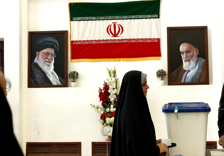 انتخابات ریاست جمهوری اسلامی ایران. - تصویر آرشیوی
