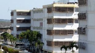 Nhà tù Combinado del Este tại Cuba. Ảnh lưu trữ