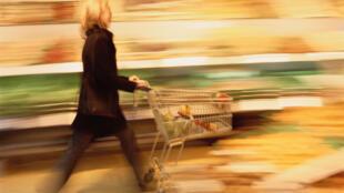 Incontournables, les dépenses alimentaires sont parmi les seuls à augmenter.