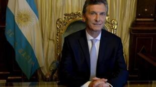 O presidente da Argentina, Mauricio Macri, tomou posse nesta quinta-feira (10), em uma cerimônia no Congresso Nacional.