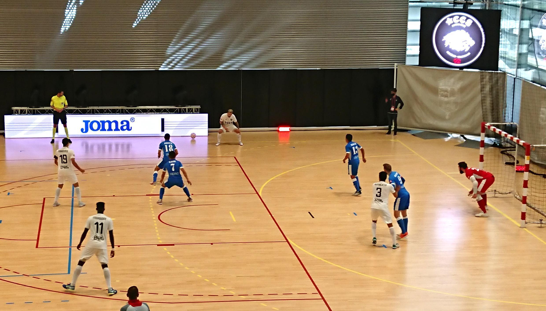 Accs - Futsal - Desporto - Sport - Villeneuve la Garenne - Asnières