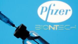 3_HEALTH-CORONAVIRUS-VACCINE Pfizer