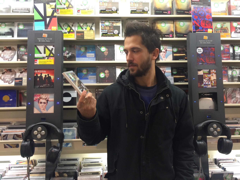 David Santos, Noiserv em Paris