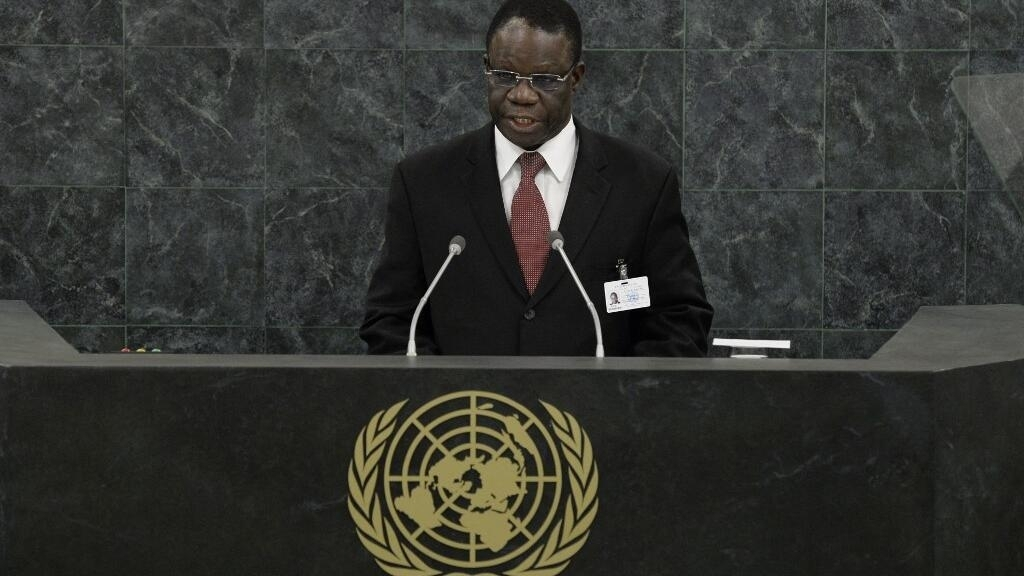 Quelle mission pour le Congolais Basile Ikouébé, représentant de l'UA au Tchad?