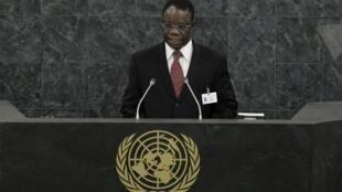 Basile Ikouébé