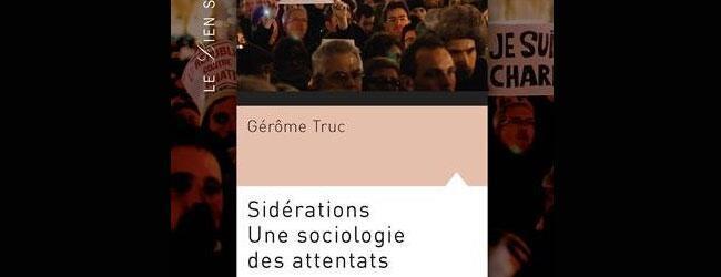 Couverture de l'ouvrage de Gérôme Truc.