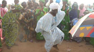 Traditional dances in Gambia