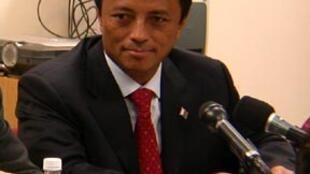 Marc Ravalomanana, former President of Madagascar