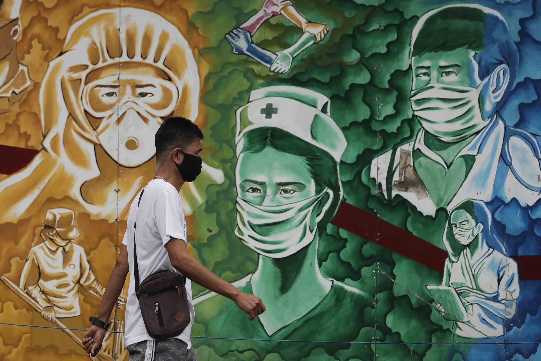 Covid-19: les soignants philippins durement touchés par la pandémie à travers le monde