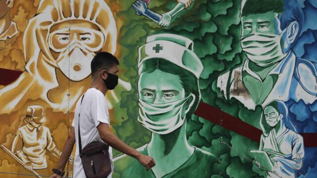 Covid-19 : 菲律宾护士为抗疫损失惨重(photo:RFI)