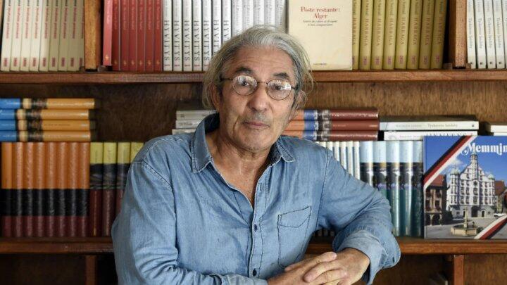 Le romancier Boualem Sansal.