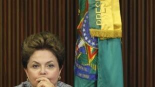 Dilma Rousseff nomeou os membros da Comissão Nacional da Verdade nessa quinta-feira, 11 de maio de 2012.