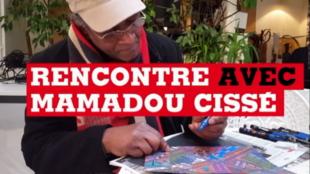 Rencontre avec Mamadou Cissé