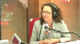 Laure Wagner, porte-parole de BlaBlaCar.