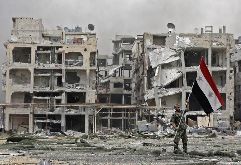 سوریه کانون تنش دیپلماتیک و نظامی میان ایران و اسرائیل