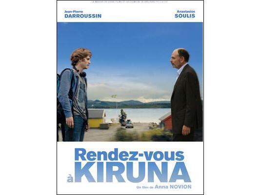 L'affiche du film «Rendez-vous à Kiruna», sortie en salles françaises le 30 janvier 2013.