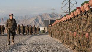 Вывод французских солдат из Афганистана, май 2011 год